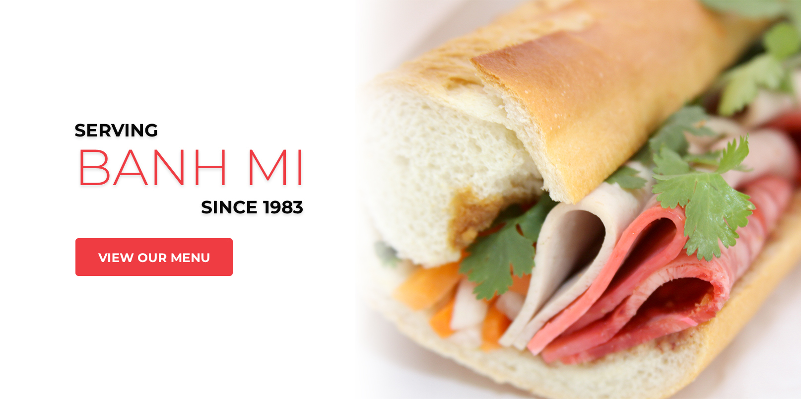 Picture of Sandwich – Link to Menu Page