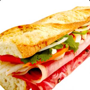 Asian Sandwich