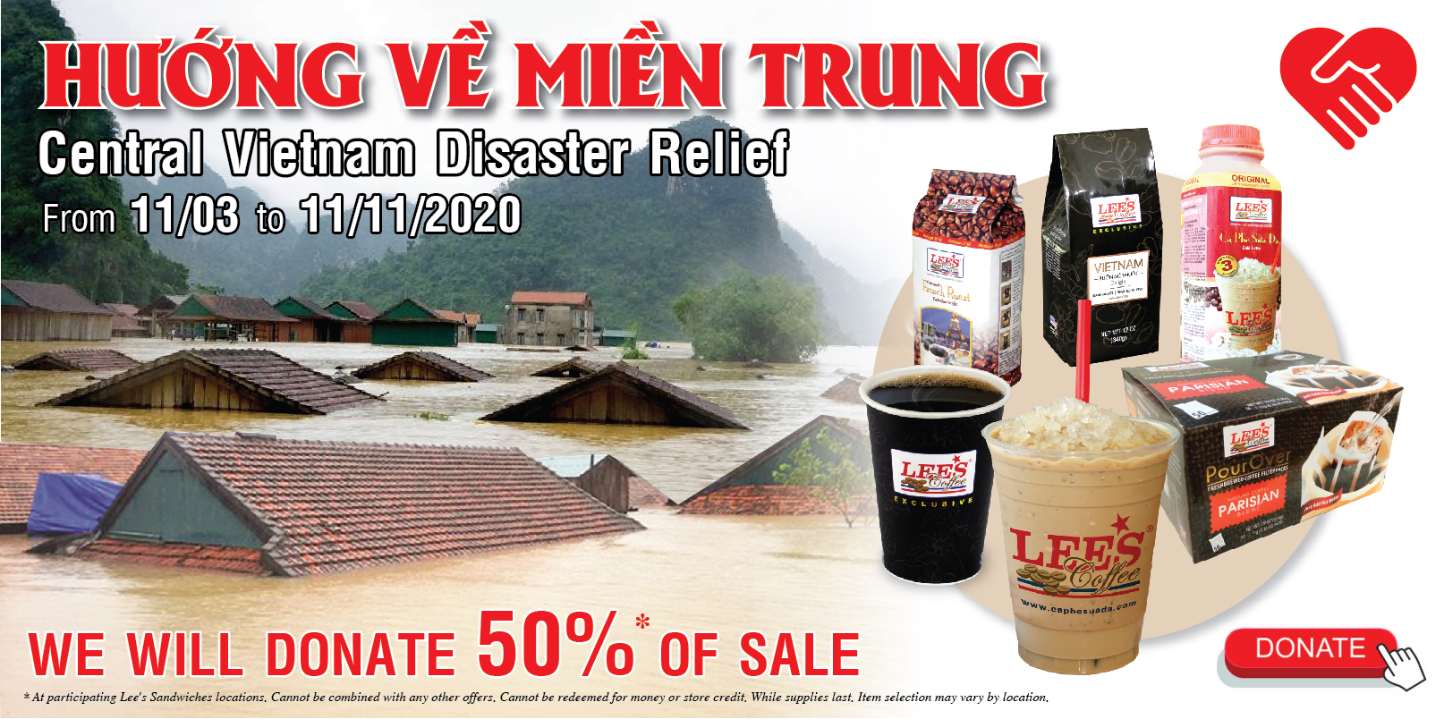 Central Vietnam Disaster Relief