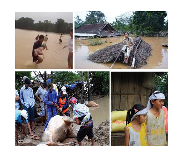 Victims from floods in Central Vietnam need your help!!!